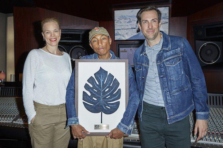 buy online 1bce1 5940b Pharrell Williams presents the G-Star ...
